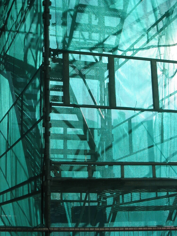 scaffold stair by andrewcarr