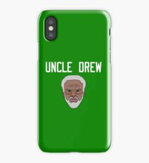 Celtics Kyrie Irving - Uncle Drew iPhone Case/Skin