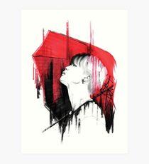 JIMIN | Love Yourself Art Print