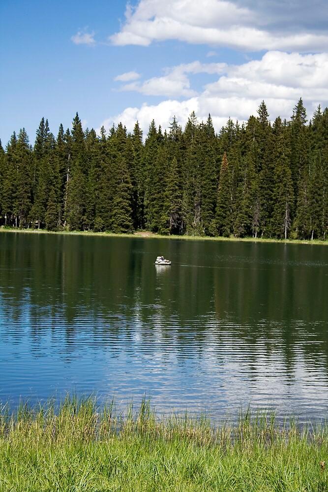 Mesa Lakes by DakotaDawn