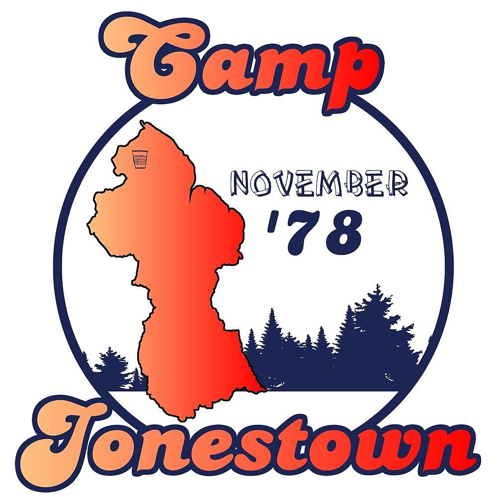 Jim Jones - Camp Jonestown Guyana by rydin4life