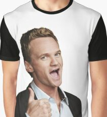 HIMYM Barney Stinson Thumbs Up Graphic T-Shirt
