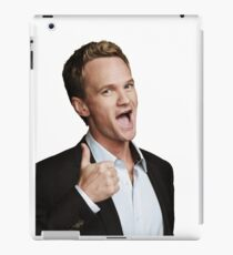 HIMYM Barney Stinson Thumbs Up iPad Case/Skin