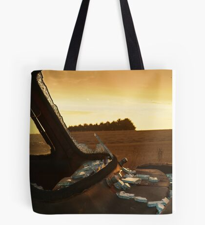 Shattered,Geelong District Tote Bag