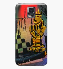 Who's the king Case/Skin for Samsung Galaxy