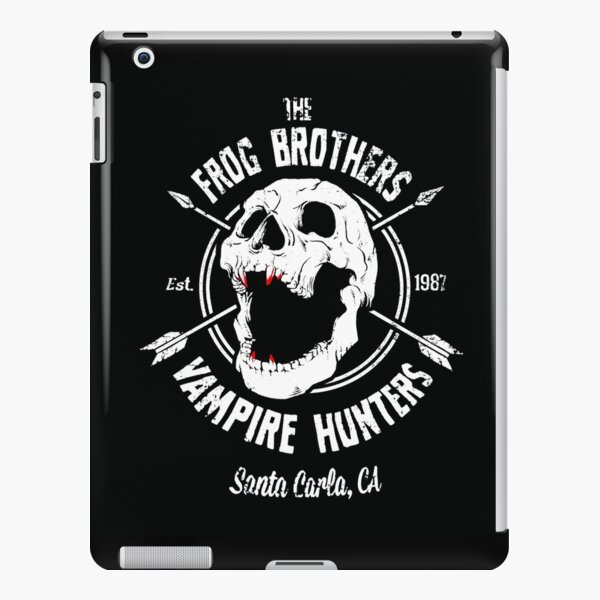 The Lost Boys - The Frog Brothers iPad Snap Case