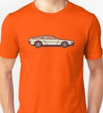 Delorean DMC 12 Unisex T-Shirt