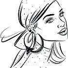 Fashion Girl by illustrart