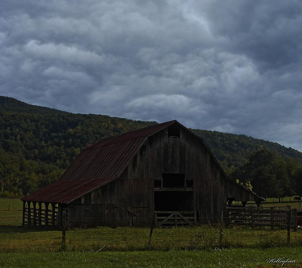 A Country Scene  by kelleybear