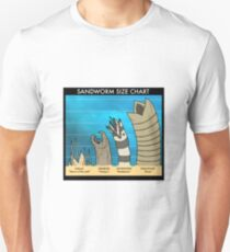 Sandworms Unisex T-Shirt