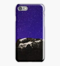 Starry Kilimanjaro iPhone Case/Skin