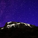 Starry Kilimanjaro by Robin Hayward