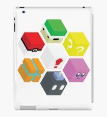 Nintendo Cubed iPad Case/Skin