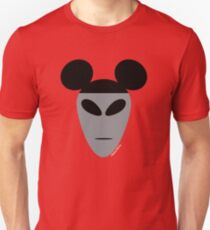 Alien Mickey 2 Unisex T-Shirt