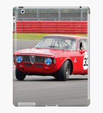 Alfa Romeo GTA No 33 iPad Case/Skin