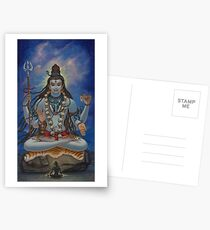 Shiva Darshan Postcards