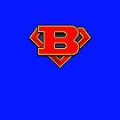 B Power Symbol by adamcampen