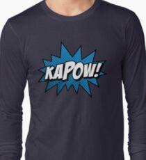 Kapow! Long Sleeve T-Shirt
