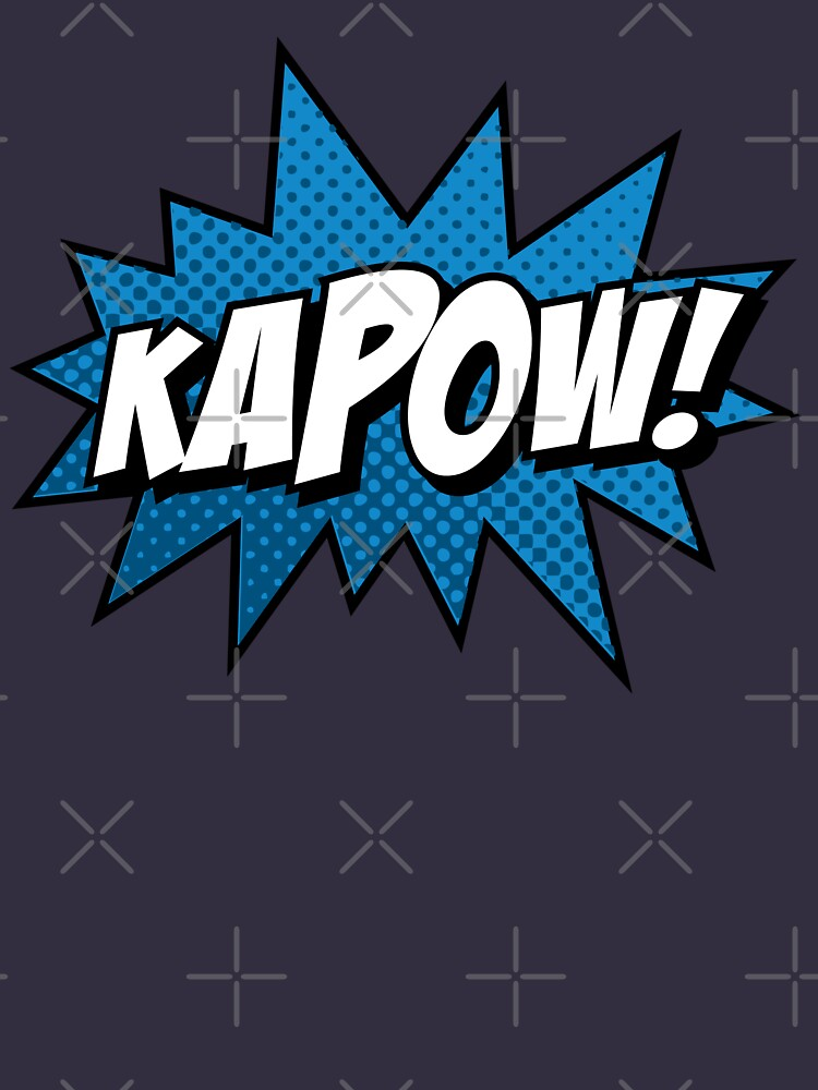 Kapow! by DetourShirts