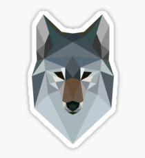 Dire Wolf of House Stark Sticker
