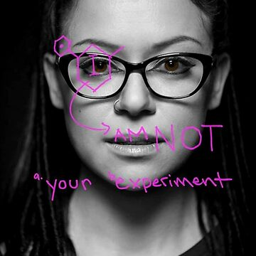 Cosima Niehaus - Experiment - Orphan Black by Ingenious-Kat