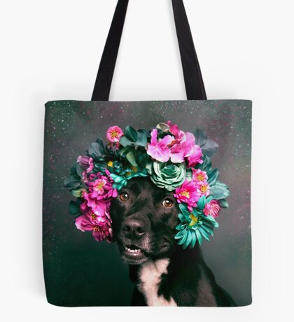 Flower Power, Kaylee Tote Bag