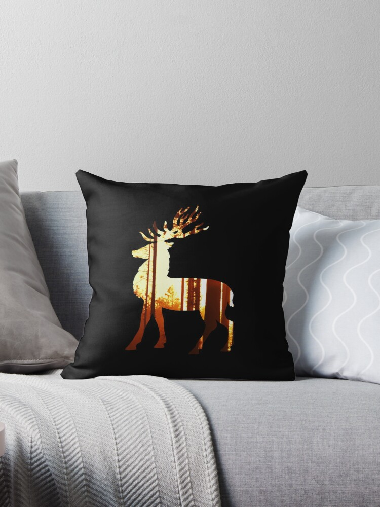 Woodland Deer by chuzzelpuff