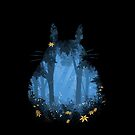 Blue Forest by CrumblinCookie