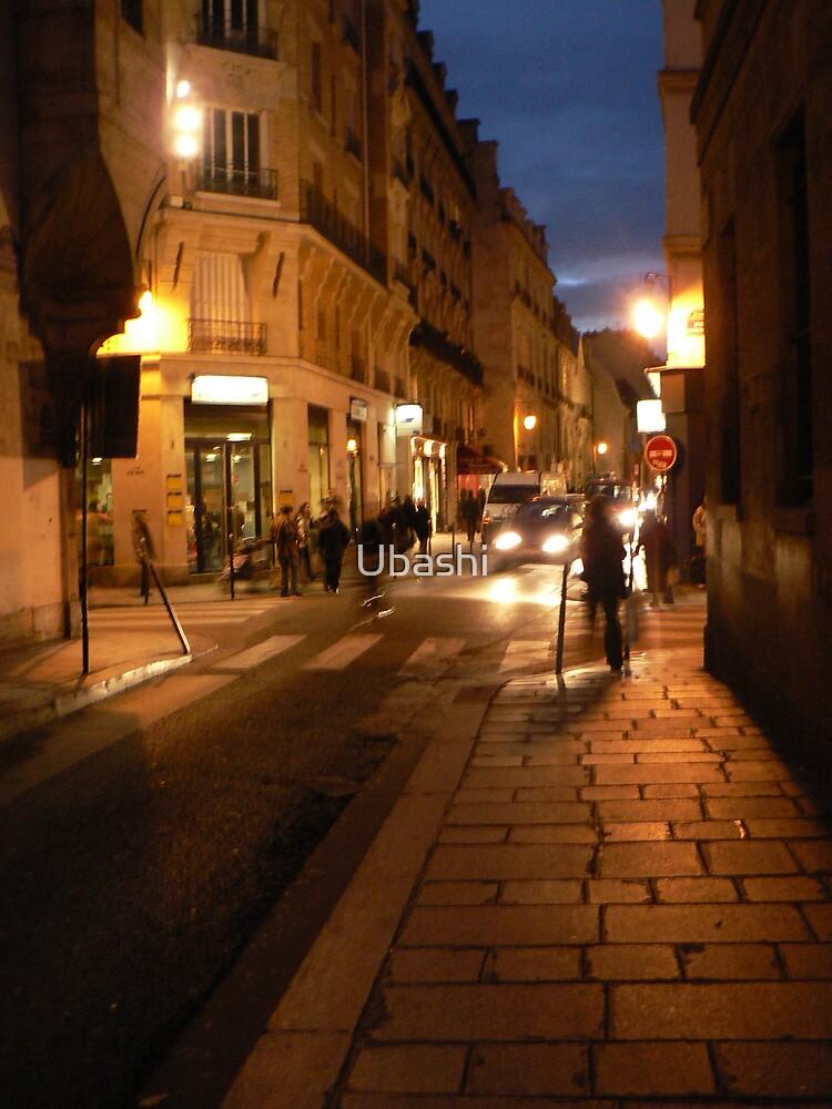 Paris Street by Ubashi