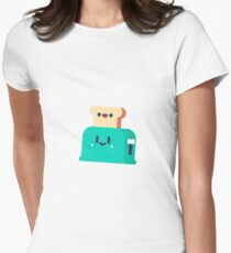 Toasty Profile Picture Women's Fitted T-Shirt