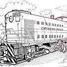 Engine6591 by John W. Cullen