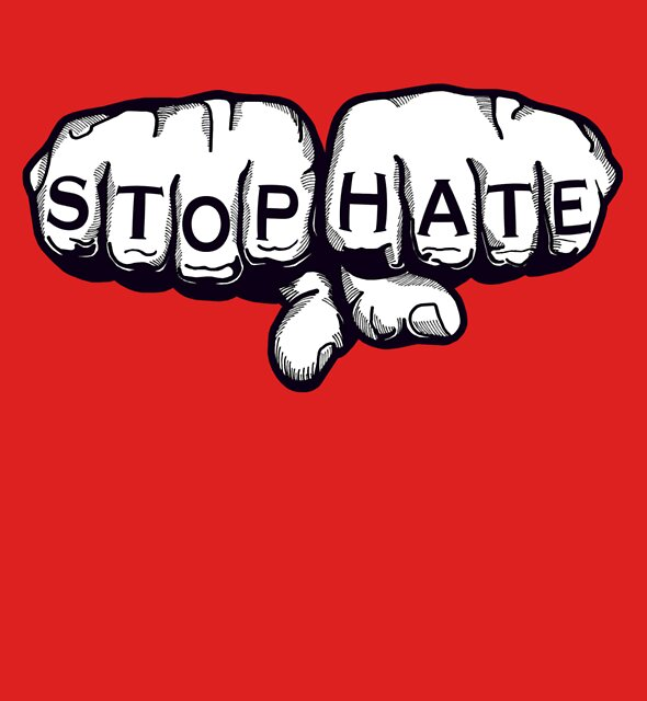 Stop Hate - Love More by rubyred