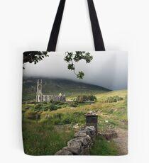 Dunlewey church 2 Tote Bag