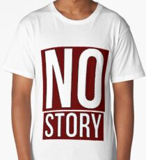No Story Red Label Long T-Shirt