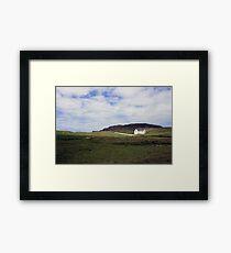 Donegal church Framed Print