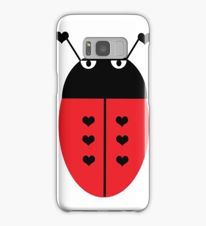 Love Bug (Valentine's Day) Samsung Galaxy Case/Skin