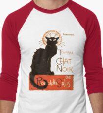 Tournee Du Chat Noir - After Steinlein Men's Baseball ¾ T-Shirt