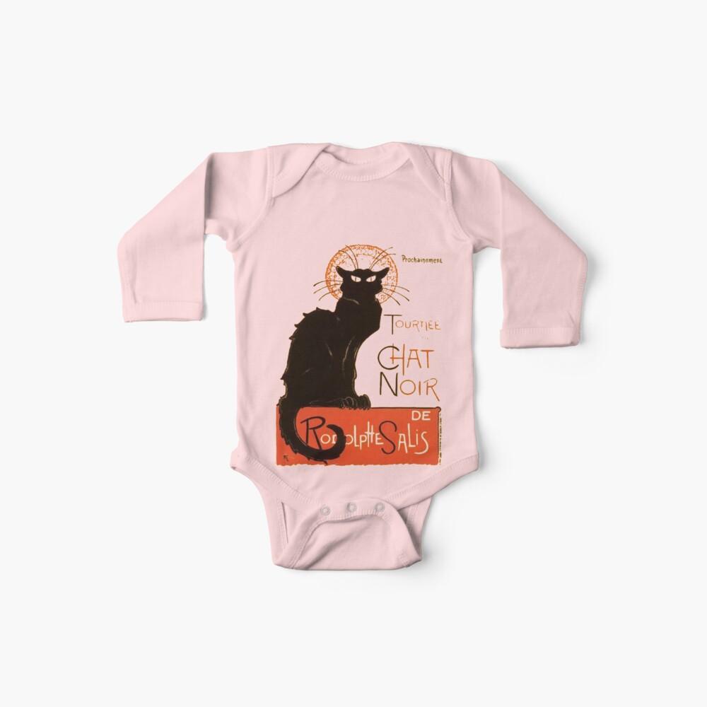 Tournee Du Chat Noir - Nach Steinlein Baby Body