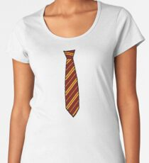 Potter-Tie Women's Premium T-Shirt