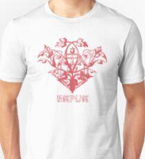 Florish Oriental  Unisex T-Shirt