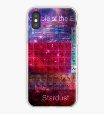 Stardust-Periodensystem iPhone-Hülle & Cover