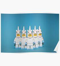 Unicorns Poster