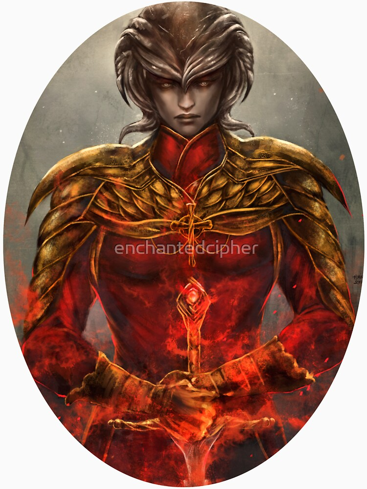 Knight of Valor by enchantedcipher