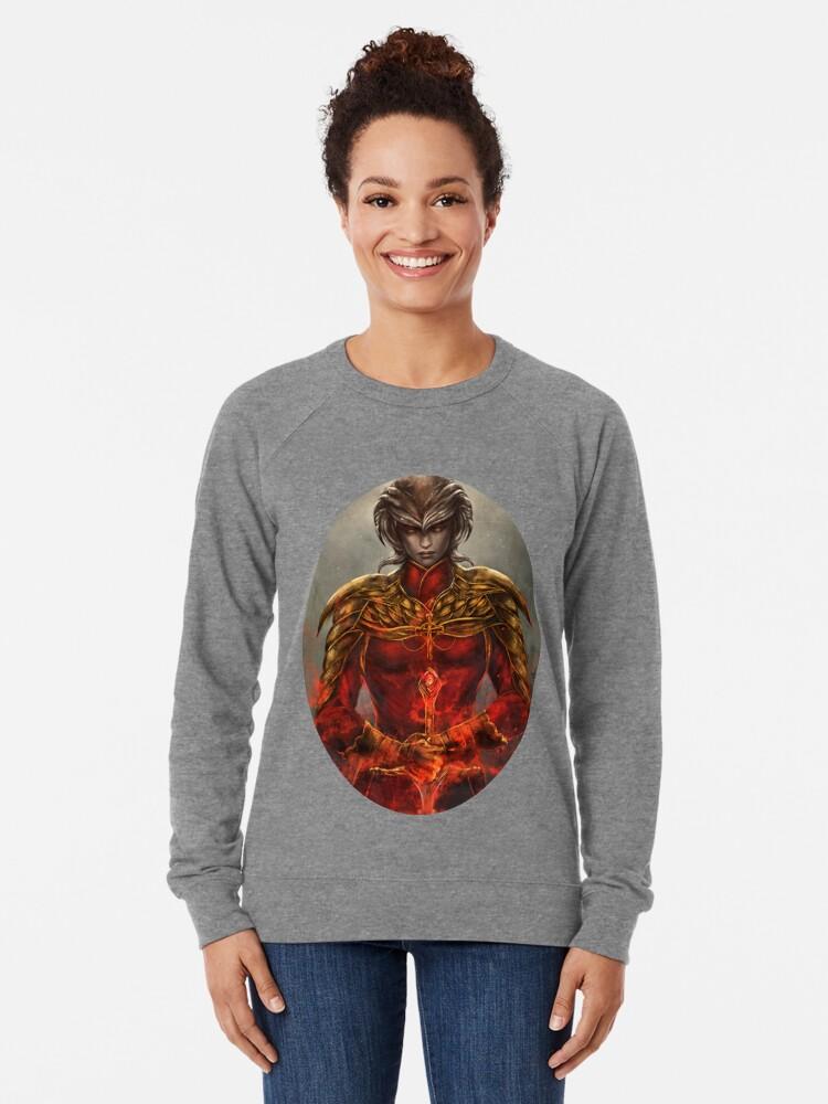 Alternate view of Knight of Valor Lightweight Sweatshirt