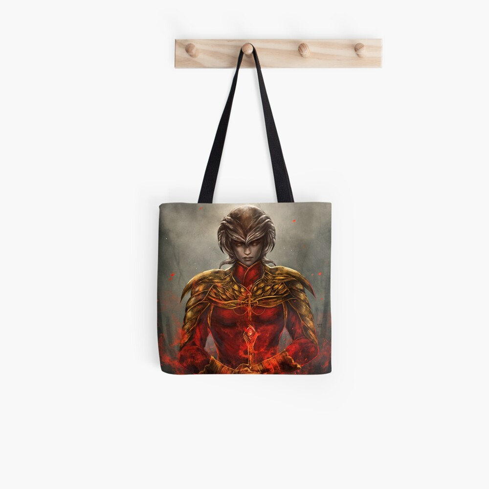 Knight of Valor Tote Bag