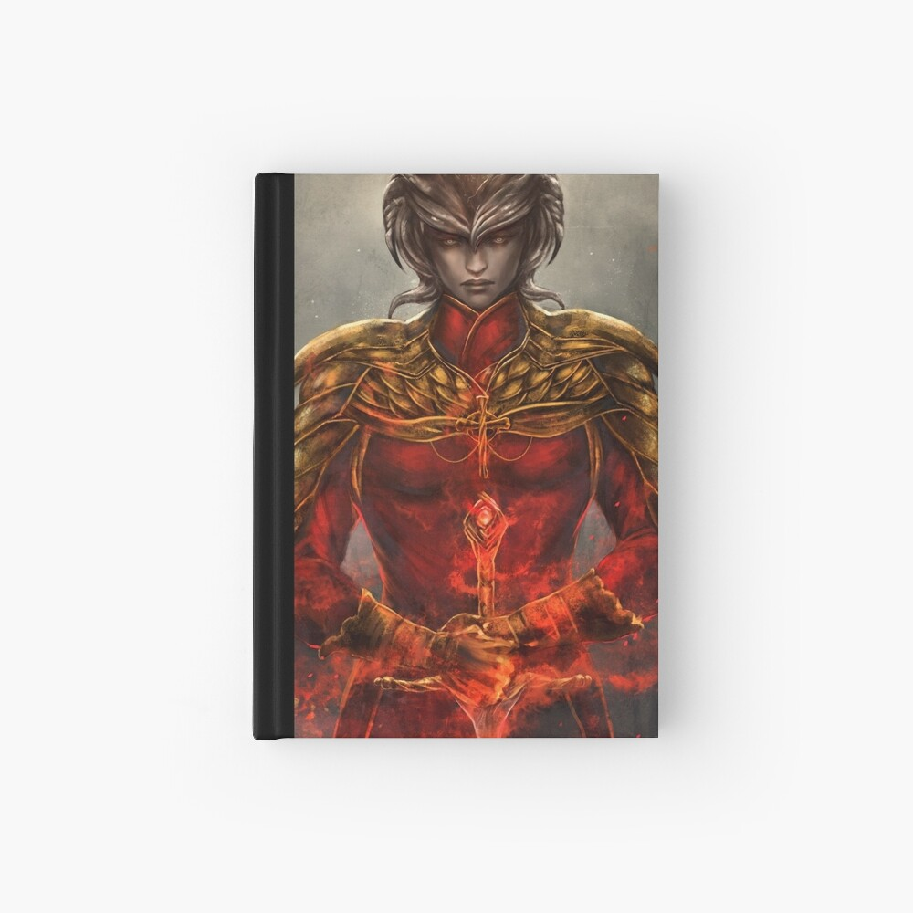 Knight of Valor Hardcover Journal