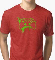 Xbox One Controller Tri-blend T-Shirt