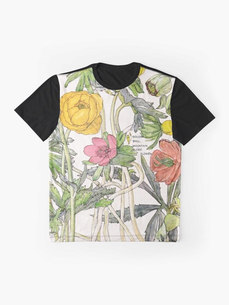 Vista alternativa de Camiseta gráfica Ambrosia VI