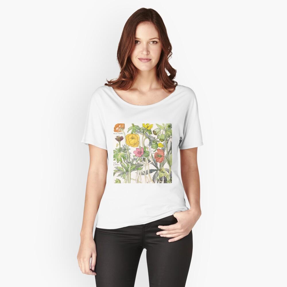 Ambrosia VI Camiseta ancha