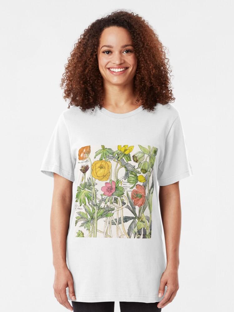 Vista alternativa de Camiseta ajustada Ambrosia VI